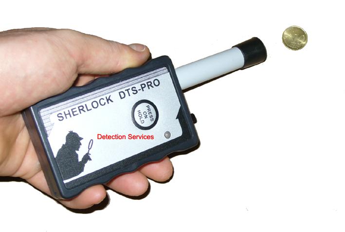 pinpointer sherlock